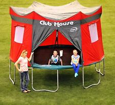 Fast Shipping Propel Trampolines 12' Trampoline Clubhouse Tent Accessory Kit Red