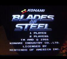 Nintendo Playchoice 10 Blades Of Steel Cart Pc-10