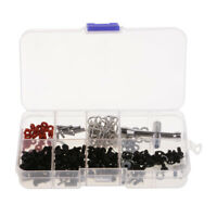 1/set Flat/Round Screws Nuts Wrench Repair Tools Set for 1/10 HSP RC Cars
