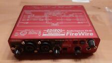 Audio Interface Edirol FA-66 Roland Firewire