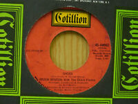 Brook Benton soul one- sided 45 Shoes Cotillion