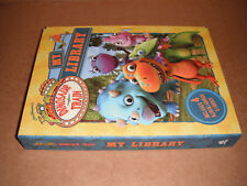 Dinosaur Train My Library 4 Book Slipcase Box Set Hardcover
