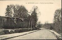 45 - cpa - DAMPIERRE - Vieilles tours du château