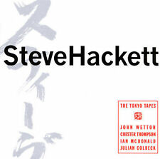 MINT! Tokyo Tapes by Steve Hackett (2 CD SET, Jun-1999 Original Masters) GENESIS