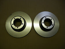 ROVER P6 2000 / 2200 FRONT BRAKE DISCS (PAIR) U.K MADE (PAIR) GIRLING TYPE BRAKE