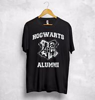 Hogwarts Alumni T Shirt Harry Potter Gryffindor Expecto Patronum Lord Voldemort
