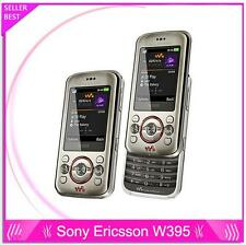 W395 unlocked Sony Ericsson phone mobile 2MP Camera Bluetooth FM Walkman player
