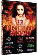 12movie DVD Devil in the Flesh,IceCream Man,Night Feeder,Evil Behind You,NAINA