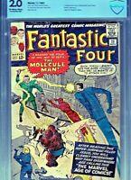Fantastic Four #20 CBCS 2.0