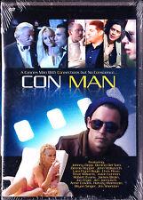 Con Man (aka Cannes Man), New DVD, Duret, Marc, Depp, Johnny