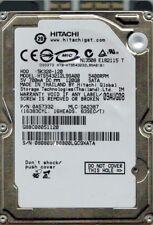 Hitachi HTS543212L9SA00 P/N: 0A57332 MLC: DA2387 120GB