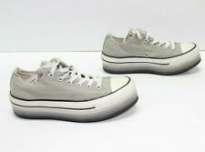 CONVERSE ALL STAR PLATFORM Grigie Basse EUR 40 UK 7 US 9 usate (COD.DPS1212)