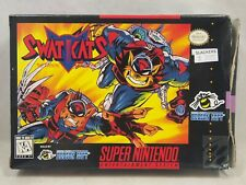 SWAT Kats The Radical Squadron (Super Nintendo | SNES) Authentic BOX ONLY