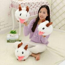 "9.9"" Hot League of Legends LOL Poro Limited Soft Plush Stuffed Toy Animal Xmas"