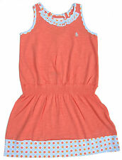 Penguin Girls Slub Jersey Dress Fusion Sleeve-Less Ages 8 Years up to 15 Years