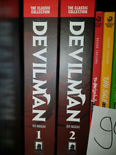 Devilman Classic Collection manga,Complete lot
