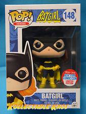 Batman Classic Batgirl NYCC 2016 Pop Vinyl Figure Funko 148 DC Comics