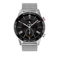 Bluetooth Uhr HD Display IPX Wasserdicht EKG Smartwatch Blutdruck Herzfrequenz