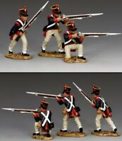 KING & COUNTRY REMEMBER THE ALAMO RTA093 FIGHTING MEXICANS SET MIB