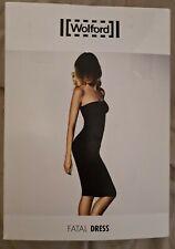 BNWT Wolford Fatal Black dress/skirt body con Medium 12-14