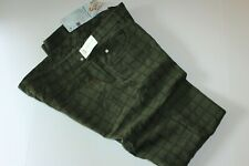 Tommy Bahama Pants Square Away Authentic Fit Curry Leaf Green New 34 Waist 34x32