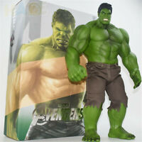 The Avengers Hulk Huge Size 55cm Action Figure Statue Collection In Box Model