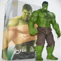The Avengers Hulk Huge Big Size 55cm Figure Model Statue Vinyl Toy No Box