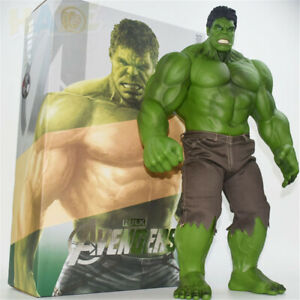 The Avengers Hulk Huge Large Size 55cm Figure Model Toy Collection Vinyl Toy