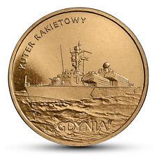 Poland / Polen - 2zl Gdynia Missile Boat