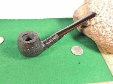 UNSMOKED NON NAMED EXCELLENT RIPPLE BLASTED GRAINED TOMAHAWK BENT BILLIARD !!!!