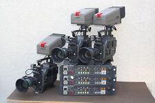 Hitachi Z-2000A Video Camera Studio Set