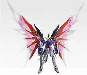 METAL BUILD Destiny Gundam SOUL RED Ver. from JAPAN