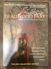 Deadwood Park [Autographed By Director] (Dvd, 2015, 2-Disc Set) Tested! Rare!