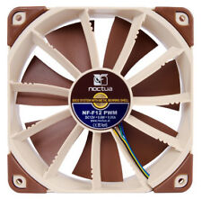 Noctua 1500 RPM SSO2 rodamiento de 4 pines PWM caso ventilador de 120MM - marrón