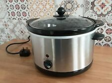 3 - litre Slow Cooker stainless steel