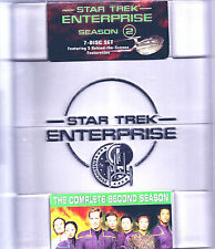 Star Trek Enterprise SEASON 2 NEW BUT UNSEALED!  7-DVD Collector's Set Region 1