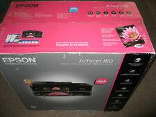 NEW Epson Artisan 810 Wireless All-in-One Color Inkjet Printer C11CA52201