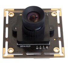 Android/Linux/Windows CMOS Camera Module Board UVC 5MP Webcam Video w/ 12mm Lens