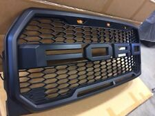 2015 2016 2017 Ford F-150 Raptor Conversion Grille Black Sport Edition