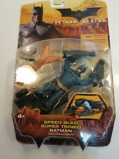 Batman Begins Speed Sled Super Trineo Batman Action Figure New 2005 Mattel