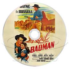 Angel and the Badman (1947) Romance, Western Movie / Film on DVD