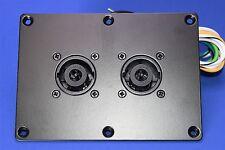 QSC WL3082 WideLine‑8 Line Array Loudspeaker Input Panel