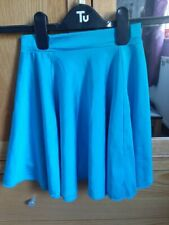 Kingfisher Blue Children's Dance Skirts