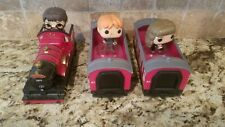 Funko Pop Harry Potter Hogwarts Express Train Engine + 3 Figures no box loose
