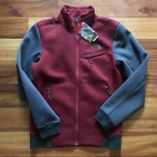 New North Face Thermal 3D Jacket Mens Small S Biking Red Grey