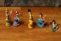 Ariel & Her Sisters Figure Set The Little Mermaid Disney Store