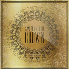 2PM - Grown: Grand Edition [2CD+28p Photo Booklet+124p Making Book+6 Post Cards]