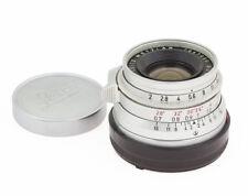Leica M Summicron 2/35 mm #2047655 8-elements Lens