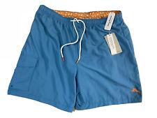 $69 Tommy Bahama Naples Coast Men's Swim Trunks, Ocean Tropic, M