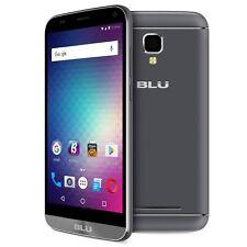 BLU Dash XL D710U Unlocked GSM Quad-Core Phone - Grey